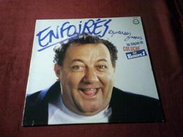 COLUCHE   ENFOIRES  EXCUSEZ NOUS - Humor, Cabaret