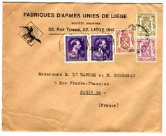 28008 - Avec Surcharges  - 10 % Différentes - 1936-1951 Poortman