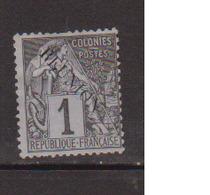 REUNION    N°  YVERT  :  17   NEUF AVEC  CHARNIERES      (  CH  02/49 ) - Réunion (1852-1975)
