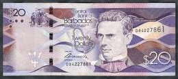 Barbados - 20 Dollars 2013 - P.76a - Barbados
