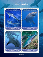 NIger  2019 Fauna ,sharks  S201912 - Niger (1960-...)