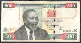 Kenya - 500 Shilingi / Shillings 2009 - P.50d - Kenya