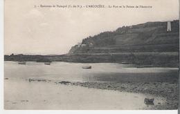 L'ARCOUEST. CP Environs De Paimpol L'Arcouëst Le Port Et La Pointe De L'Arcouëst - France