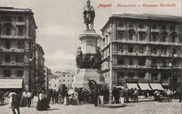 Cartolina -   Postcard  / Non Viaggiata / Unsent /  Napoli, Piazza Garibaldi. - Napoli (Nepel)