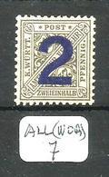 ALL Mi S257 En XX YT S89 En XX - Wurttemberg