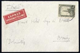 1929, Belgien, 269, Brief - Belgien