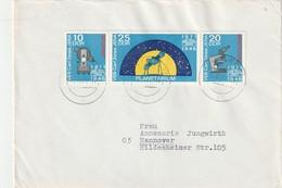 DDR / 1971 / Zusammendruck Mi. W Zd 2578 Auf Brief Stegstempel Dresden (AC03) - Se-Tenant