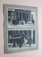 UITVAART > BEGRAFENIS ( >>> Zie Beschrijving Details / Antwerpen ?? ) ENTERREMENT ( Losse Blz. Uit Album / 18 Foto's ) ! - Albums & Collections
