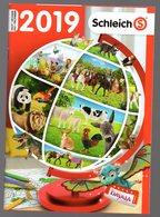 Catalogue SCHLEICH 2019 Format 14,5 X 21cm 82 Pages Couleurs - Ohne Zuordnung