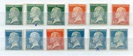 TIMBRES FRANCE - Lot De Timbres TYPE PASTEUR, TOUS LUXES** Sauf N°175 Et N°180 * - 1922-26 Pasteur