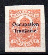 HONGRIE ARAD - YT N° 43 - Signé - Neuf ** - MNH - Cote: 1,60 € - Unused Stamps