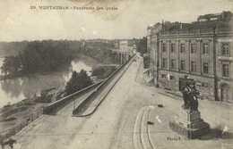 MONTAUBAN  Panorama Des Quais RF - Montauban