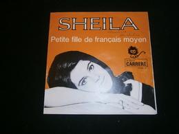 POCHETTE SEULE SHEILA Juke Box Belge - Formatos Especiales