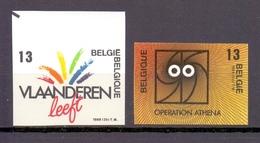 2277/2278 Dynamiek Van De Gewesten ONGETAND POSTFRIS**  1988 - Belgium