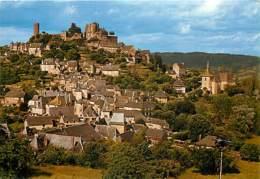 19 - Turenne - Le Village Dominé Par Les Ruines Du Château - Carte Neuve - Voir Scans Recto-Verso - Francia