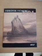 Année Complète - Iles Féroé - Foroya - 2004 - Oblitérés - Féroé (Iles)