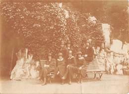 Foto Eeklo Schoolreis  Anno 1925  Grot ?   Afm 9 X 6,5 Cm     M 1971 - Eeklo