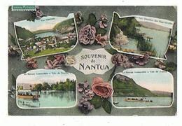 01 - NANTUA - Multivues, Souvenir  - 3147 - Nantua