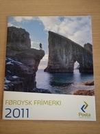 Année Complète - Iles Féroé - Foroya - 2011 - Féroé (Iles)