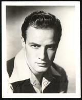 D3571 - Orig. Marlon Brando - Autogramm Autogrammkarte - Handtekening