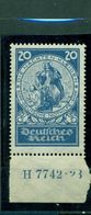 Deutsches Reich, Rosenwunder Nr. 353 Postfrisch ** HAN - Nuovi