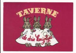 Haarlem - Taverne - De Drie Konijntjes [AA46-5.972 - Nederland