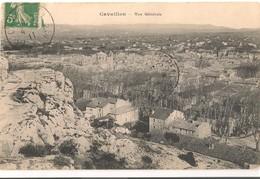 CAVAILLON : Vue Génerale ( 1911 ) - Cavaillon
