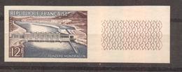 Grandes Réalisations Techniques Donzère-Mondragon De 1956 YT 1078 Sans Trace De Charnière - France