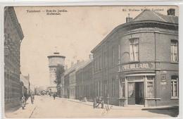 Turnhout, Rue Du Jardin, Klein Kreukje Rechts Bovenaan, 2 Scans - Turnhout