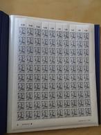 Baden 1-13 (ohne 4) Bogensatz Postfrisch (13239) - Französische Zone
