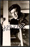 D3584 - Orig. Jean Paul Belmondo - Autogramm Autogrammkarte - Kolibri - Autographs
