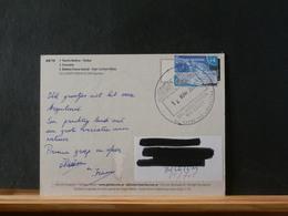 85/705   CP  ARGENTINA - Storia Postale