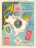 BRASIL PORTO ALEGRE 1948 CONGRES NATIONAL EUCARISTICO   (FEB20B018) - Storia Postale