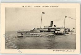 52332734 - Norddeutscher Lloyd Bremen Salondampfer Najade - Sin Clasificación