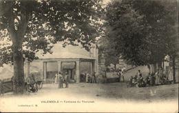04  VALENSOLE  Fontaine Du Tholonet - Autres Communes