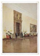 Gardes SS à L'entrée Du Bureau D'Adolf Hitler  - Nouvelle Chancellerie à Berlin - Propaganda NSDAP - Weltkrieg 1939-45