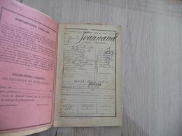 Livret Militaire Classe 1900 Grenoble 2 ème Régiment D'Artillerie - Documents