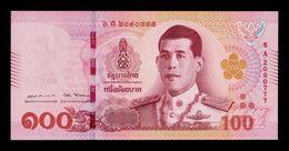 Tailandia Thailand 100 Baht 2018 Pick 137a SC UNC - Thailand