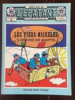 FORTON - Les Pieds Nickelés S'en Vont En Guerre - Editions Veyrier.1978 - Pieds Nickelés, Les