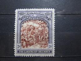 VEND BEAU TIMBRE DE TRINITE N° 54 , (X) !!! - Trinidad & Tobago (...-1961)