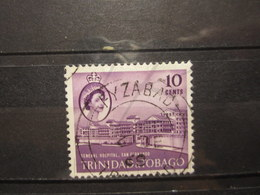 """VEND BEAU TIMBRE DE TRINITE N° 181 , OBLITERATION """" FYZABAD """" !!! - Trinidad & Tobago (...-1961)"""