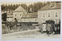 Dollot. L'ancien Château. E11 - Francia