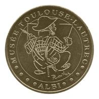 Monnaie De Paris , 2011 , Albi , Musée Toulouse Lautrec , La Caricature - Monnaie De Paris