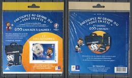 FRANCE - BF - UEFA EURO 2016 -  Neuf - Blocs & Feuillets