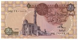 EGYPT1POUND1986P50UNC.CV. - Egitto