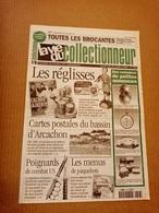 La Vie Du Collectionneur N°233 Juil. 1998 Les Réglisses, CP D'Arcachon, Poignards De Combat US, Menus De Paquebots +++ - Brocantes & Collections