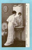 Jolie Femme Dénudée - Le Choix Du Collier - J.SCALBERT - Salon De Paris  - - Women