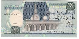 EGYPT5POUNDS1993P59UNC.CV. - Egitto