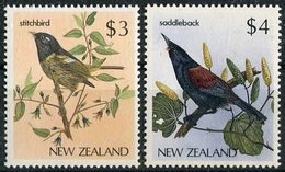 New Zealand 1986. Michel #960/61 MNH/Luxe. Fauna. Birds. (Ts17) - Unused Stamps