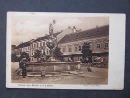 AK Bruck A.d.Leitha 1910 ///  D*41952 - Bruck An Der Leitha